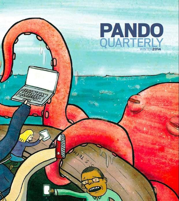 PandoQuarterly Issue One